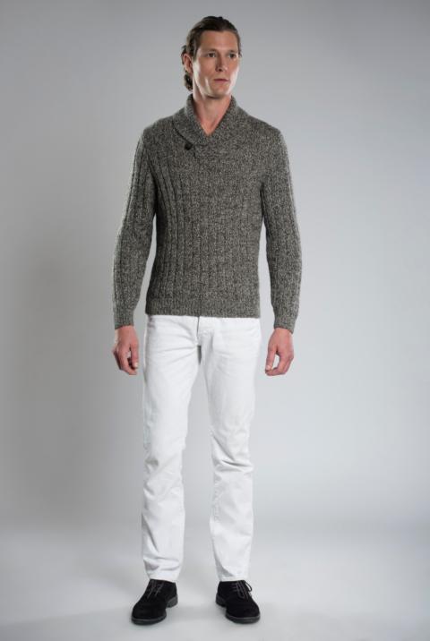Nil 100% Baby Llama Sweater